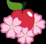Florina's cutie mark by thatguy1945