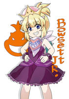 Bowsette JR. by SleepyOwl15