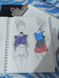 my fashion by PremierVaritier