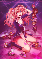 Junko's Ultimate Despair by Snow-the-Wanderer