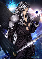 Sephiroth by KwnBlack