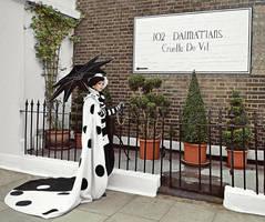 102 Dalmatians - Cruella De Vil by Camui--Gackt