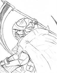 Dragon Manga Cover Thing by lewzerkid