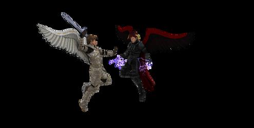 Duel by dikev