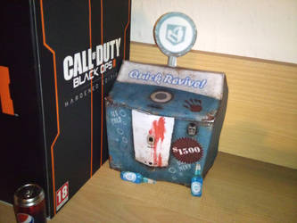 Quick Revive PaperCraft! by TomEFC98