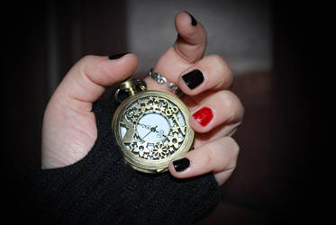 Time! by OokamiEstudio