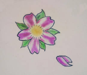 Mi primer tattoo by OokamiEstudio