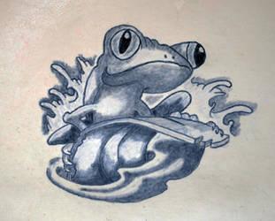 Mi segundo tattoo by OokamiEstudio
