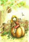 Harvest Moon by Diaris