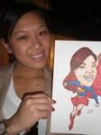 Supergirl Boston Comic Con 09 by Hamiltoons