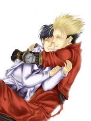 Hug me by Nagusame