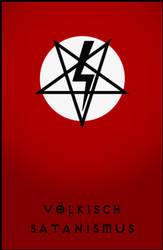 Volkisch Satanismus #1 by vladdelucius