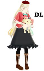 TDA A Lie and a Stuffed Animal Mayu [DOWNLOAD] by TheLadyAthena