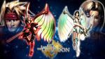 The Legend of Dragoon - Dart and Shana by Legend-tony980