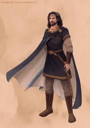 [Morgan le Fay] Gorloes of Tintagel by Aliciane