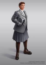 Capitaine Trente Chenes by Aliciane