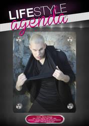 LifeStyle Agenda issue#1st / Magazine Back Cover by LifeStyleAgenda