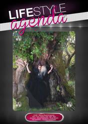 LifeStyle Agenda issue#2nd / Magazine Back Cover by LifeStyleAgenda