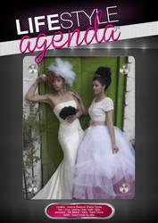 LifeStyle Agenda issue#3rd / Magazine Back Cover by LifeStyleAgenda