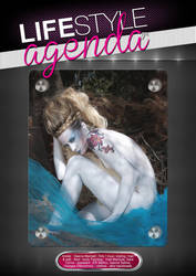 LifeStyle Agenda issue#5th / Magazine Back Cover by LifeStyleAgenda