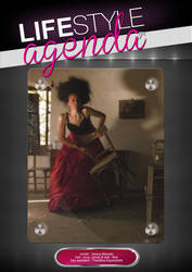 LifeStyle Agenda issue#8th / Magazine Back Cover by LifeStyleAgenda