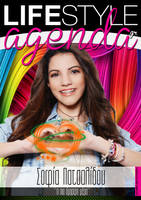 LifeStyle Agenda issue#8th / Magazine Cover by LifeStyleAgenda