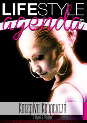 LifeStyle Agenda issue#9th / Magazine Cover by LifeStyleAgenda
