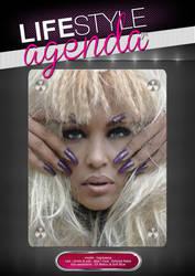 LifeStyle Agenda issue#9th / Magazine Back Cover by LifeStyleAgenda