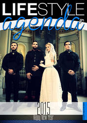 LifeStyle Agenda issue#11th / Magazine Cover by LifeStyleAgenda