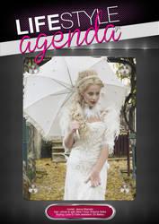 LifeStyle Agenda issue#11th / Magazine Back Cover by LifeStyleAgenda