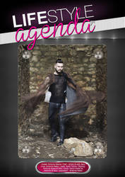 LifeStyle Agenda issue#12th / Magazine Back Cover by LifeStyleAgenda