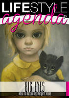 LifeStyle Agenda issue#12th / Magazine Cover by LifeStyleAgenda