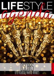LifeStyle Agenda issue#13th / Magazine Cover by LifeStyleAgenda
