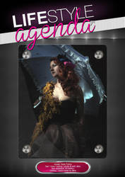 LifeStyle Agenda issue#13th / Magazine Back Cover by LifeStyleAgenda