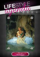 LifeStyle Agenda issue#14th / Magazine Back Cover by LifeStyleAgenda