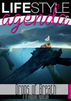 LifeStyle Agenda issue#19th / Magazine Cover by LifeStyleAgenda