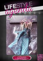 LifeStyle Agenda issue#21st / Magazine Back Cover by LifeStyleAgenda