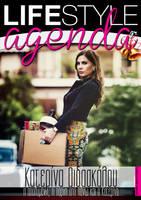 LifeStyle Agenda issue#22nd / Magazine Cover by LifeStyleAgenda