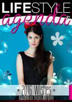 LifeStyle Agenda issue#23rd / Magazine Cover by LifeStyleAgenda