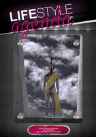 LifeStyle Agenda issue#24th / Magazine Back Cover by LifeStyleAgenda