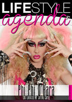 LifeStyle Agenda issue#25th / Magazine Cover by LifeStyleAgenda