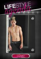LifeStyle Agenda issue#28th / Magazine Back Cover by LifeStyleAgenda