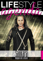 LifeStyle Agenda issue#31th / Magazine Cover by LifeStyleAgenda