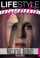 LifeStyle Agenda issue #34th / Magazine Cover by LifeStyleAgenda
