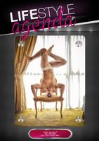 LifeStyle Agenda issue #36th / Magazine Back Cover by LifeStyleAgenda