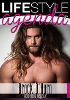 LifeStyle Agenda issue #38th / Magazine Cover by LifeStyleAgenda
