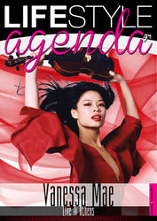 LifeStyle Agenda issue #39th / Magazine Cover by LifeStyleAgenda