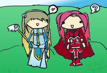 RE: Alistair: Rui and Fiona by razielifyxx