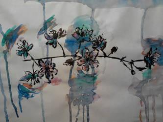 blooming by mayIdrawyou