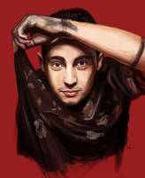 Tyler Joseph - Twenty One Pilots by maaya-art